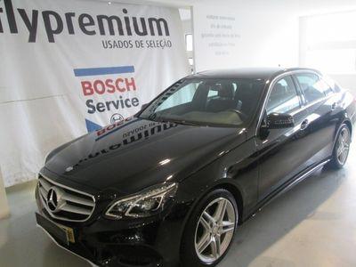 brugt Mercedes E300 BlueTEC Hybrid AMG