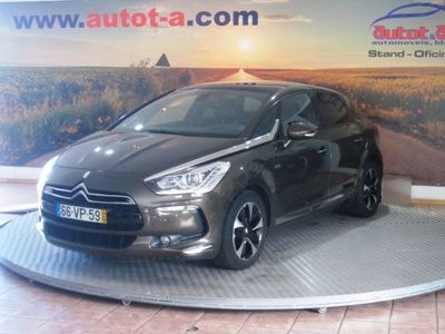usado DS Automobiles DS5 2.0 HDI HYBRID4 SO-CHIC