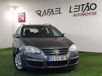 usado VW Golf Variant 1.9TDi NACIONAL