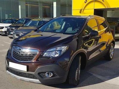 używany Opel Mokka 1.6 CDTi Black Line S/S