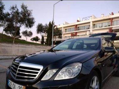 usado Mercedes E250 250