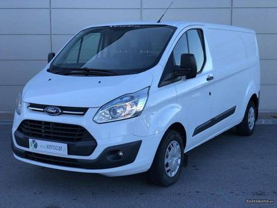 usado Ford Custom Transit125 Hp Trend