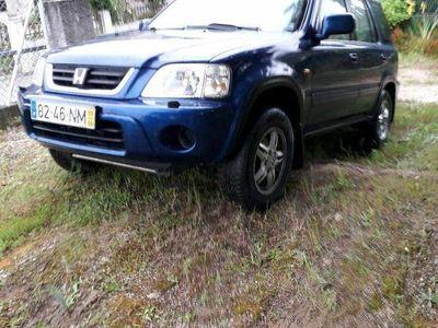 usado Honda CR-V 5 portas