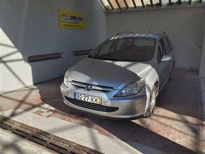 usado Peugeot 307 Break 1.4 HDi XS Premium