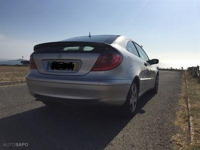 usado Mercedes C220 ClasseCDi Evolution (143cv) (3p)