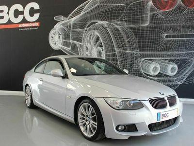 usado BMW 320 D Coupe Pack-M 184cv