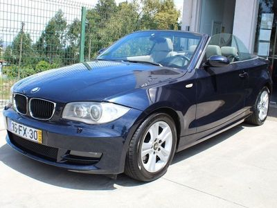 used BMW 120 Cabriolet d