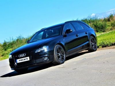 gebraucht Audi A4 Avant 2.0 TDi S-line