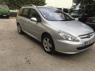 brugt Peugeot 307 2.0 HDi