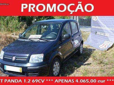 usado Fiat Panda 1.2 70cv