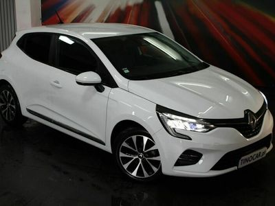 usado Renault Clio 1.0 TCe Exclusive   GPS   LED