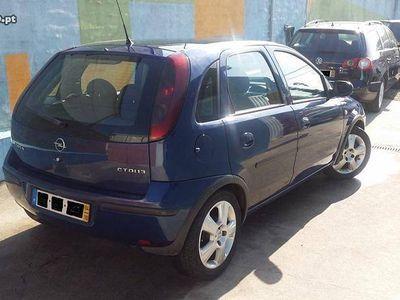 usado Opel Corsa 1.3 CDTI Silver -