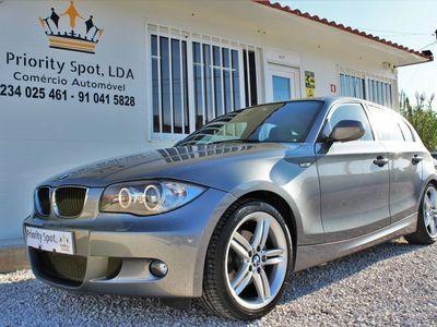 usado BMW 120 2.0 D Pack M