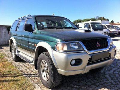 brugt Mitsubishi Pajero ---