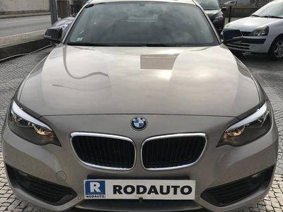 usado BMW 218 COUPÉ