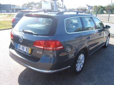 usado VW Passat Variant 2.0 TDi Confortline (140cv) (5p) Viatura de serviço