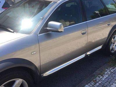 usado Audi A6 Allroad CX automática