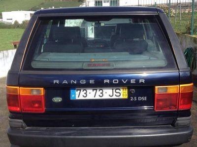 usado Land Rover Range Rover dse