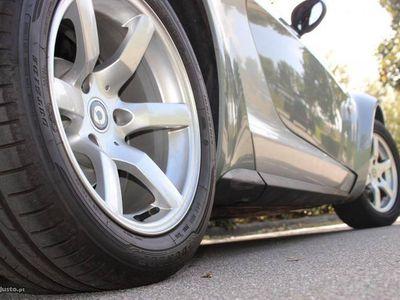 usado Smart Roadster Cabriolet 80PS