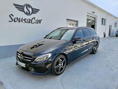 usado Mercedes C180 BlueTEC AMG Line