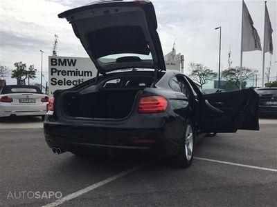 usado BMW 420 Gran Coupé Série 4 d Advantage Auto