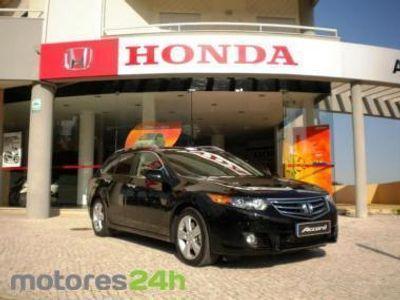 usado Honda Accord Tourer 2.2 i-Dtec Executive 180cv