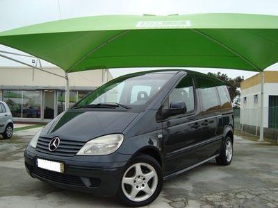 brugt Mercedes Vaneo 1.7 Cdi Trend