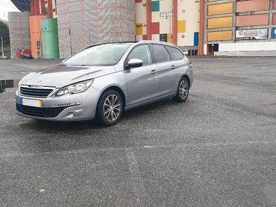 usado Peugeot 308 sw 1.6 Hdi Allure
