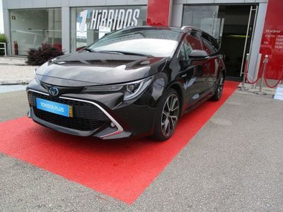 usado Toyota Corolla COROLLAT2.0 Hybrid Luxury White