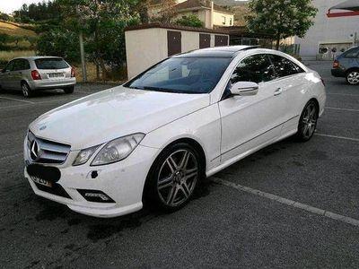 usado Mercedes E350 sport