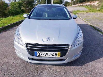 brugt Peugeot 508 2.0 HDI SW Allure