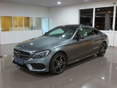 usado Mercedes C250 Classed Coupé AMG + Pack Night