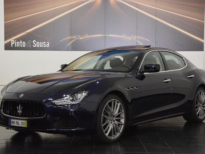 usado Maserati Ghibli S Q4