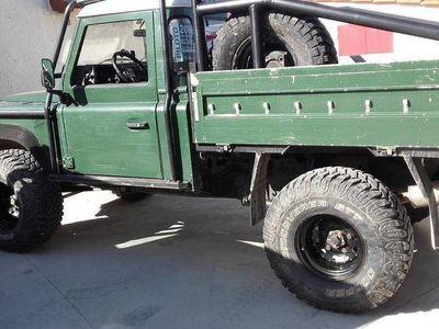 brugt Land Rover Defender 110 td5