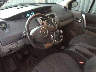 usado Renault Scénic 1.5 DCi 105 cv 6v - 08