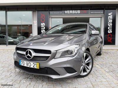 usado Mercedes CLA200 D 136 CV