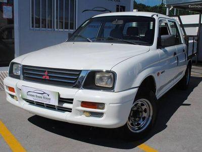 usado Mitsubishi L200 2.5