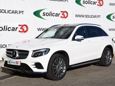 brugt Mercedes GLC250 d 4Matic 9G-T