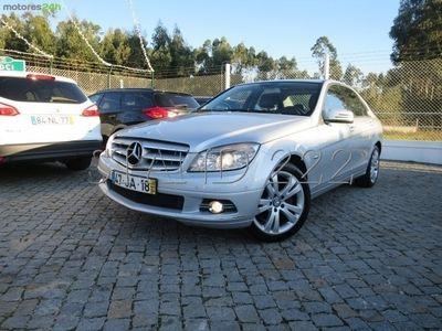 usado Mercedes C350 CDI AVANTGARDE AUTO