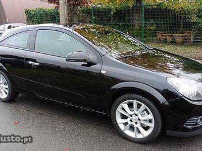 brugt Opel Astra GTC