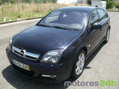 usado Opel Signum 1.9 CDTI 150cv Full Extras