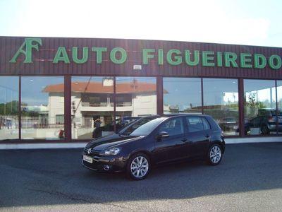 usado VW Golf VI 1.6 Tdi Highline 5p