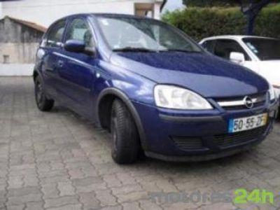 usado Opel Corsa 1.3 Enjoy