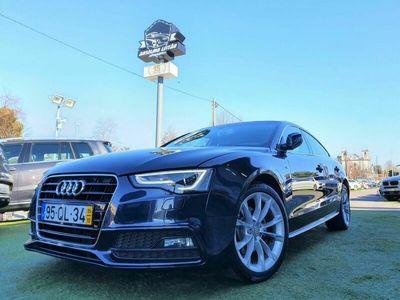 usado Audi A5 Sportback 2.0TDI S-Line