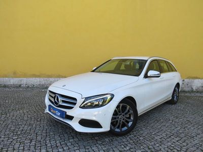 usado Mercedes C220 Classed Exclusive BlueEfficiency G-Tronic