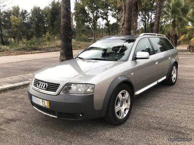 usado Audi A6 Allroad 2.5 TDI 180cv