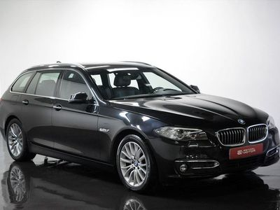 usado BMW 520 d Touring Line Luxury Auto