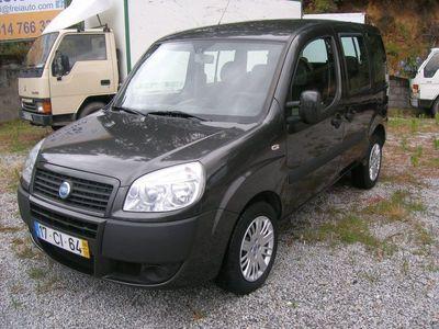 usado Fiat Doblò 7 LUGARES