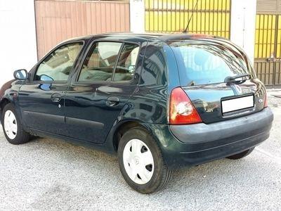 usado Renault Clio 1.2 16v AutentiqueViatura de retoma