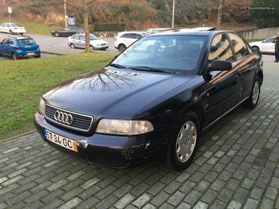 usado Audi A4 1.8i ac teto 125cv